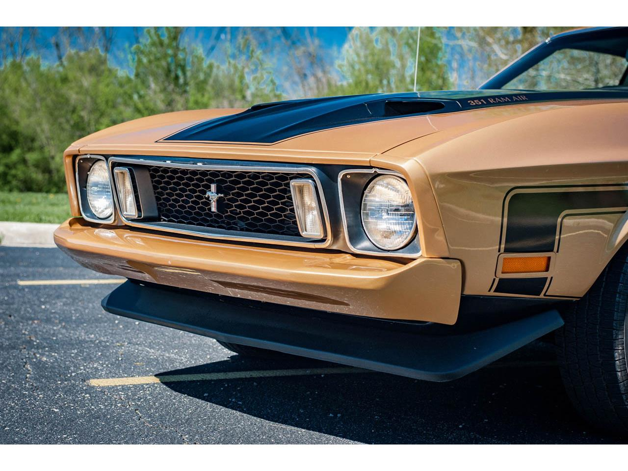 Large Picture of 1973 Mustang located in O'Fallon Illinois - $34,500.00 Offered by Gateway Classic Cars - St. Louis - QB8T