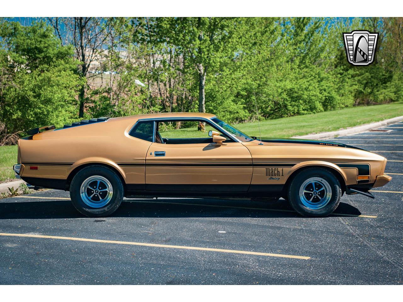Large Picture of Classic 1973 Ford Mustang - QB8T