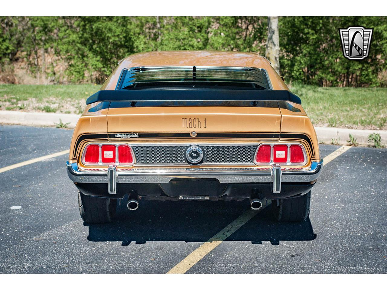 Large Picture of 1973 Ford Mustang - QB8T