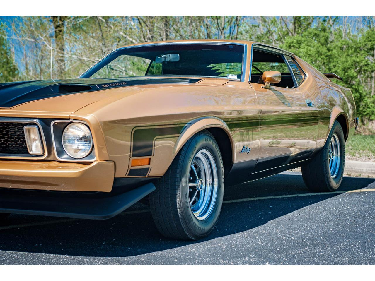 Large Picture of Classic 1973 Ford Mustang located in Illinois - $34,500.00 - QB8T