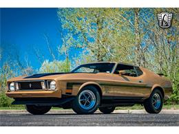 Picture of 1973 Ford Mustang located in O'Fallon Illinois - $34,500.00 Offered by Gateway Classic Cars - St. Louis - QB8T