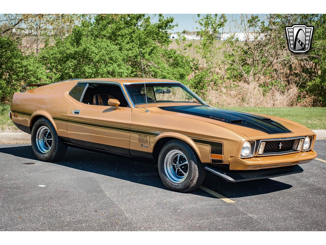 Large Picture of Classic 1973 Mustang located in Illinois - $34,500.00 Offered by Gateway Classic Cars - St. Louis - QB8T