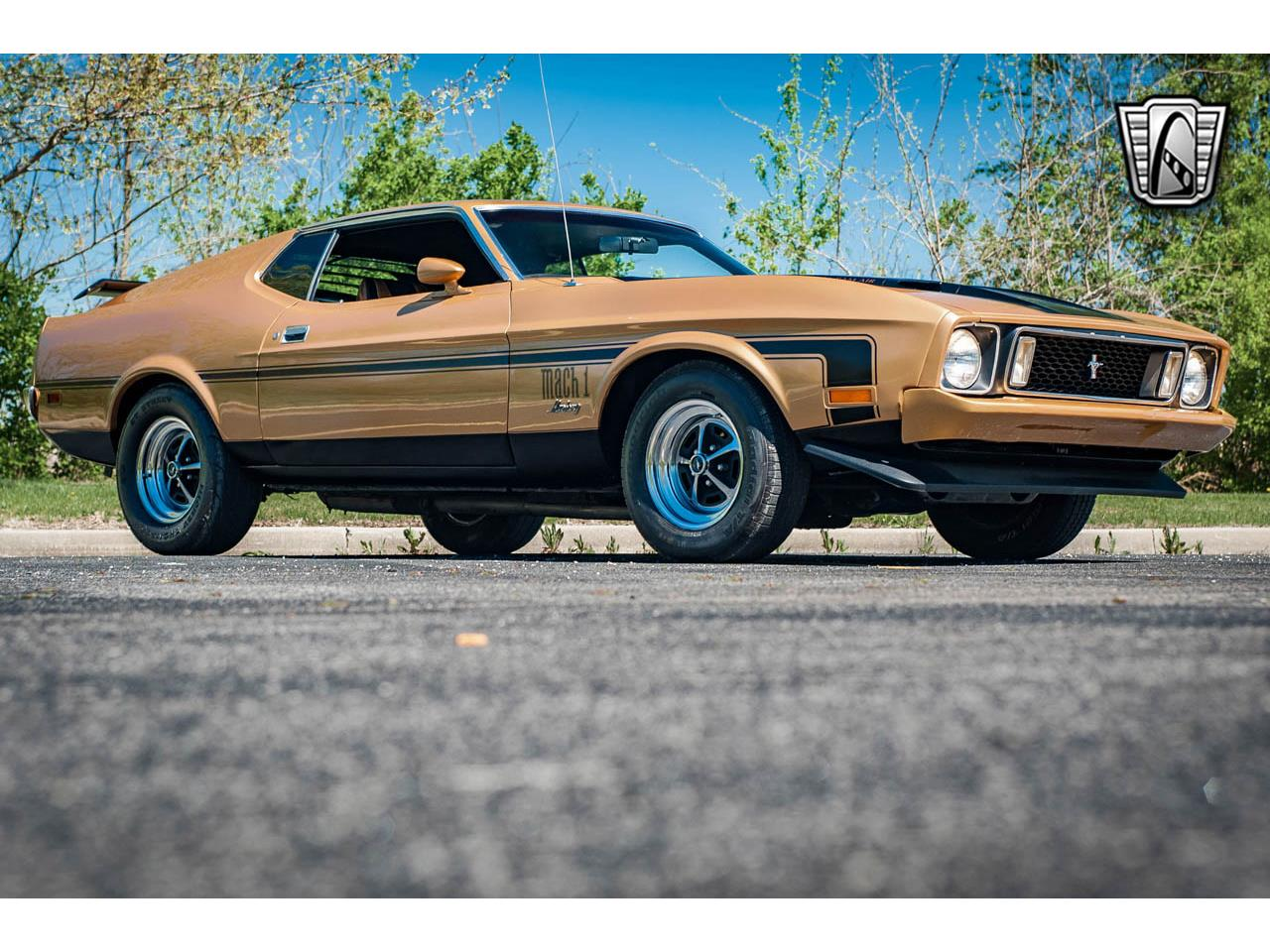 Large Picture of Classic '73 Mustang Offered by Gateway Classic Cars - St. Louis - QB8T