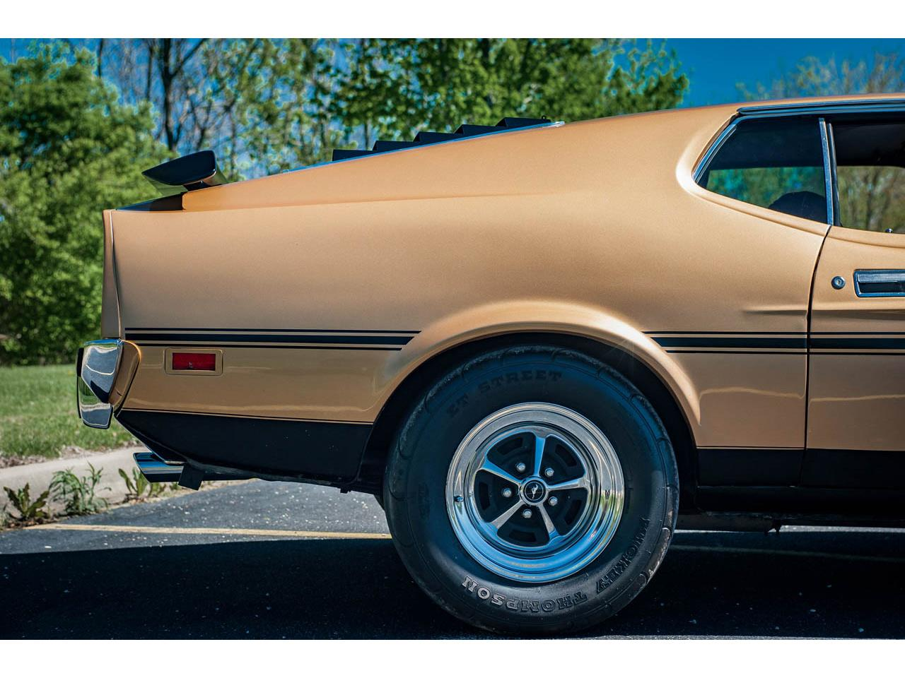 Large Picture of '73 Mustang located in O'Fallon Illinois - $34,500.00 Offered by Gateway Classic Cars - St. Louis - QB8T