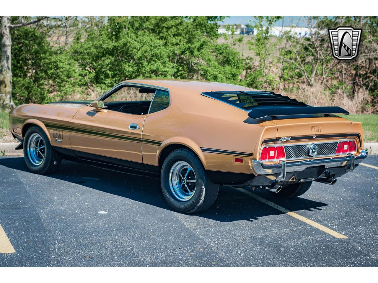 Large Picture of 1973 Ford Mustang located in Illinois - QB8T