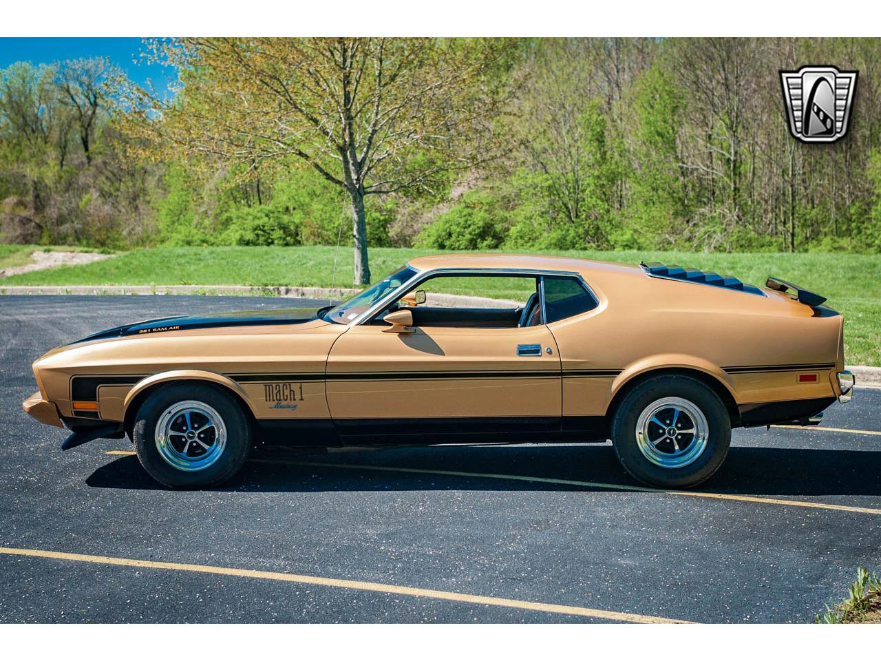 Large Picture of Classic 1973 Mustang - QB8T