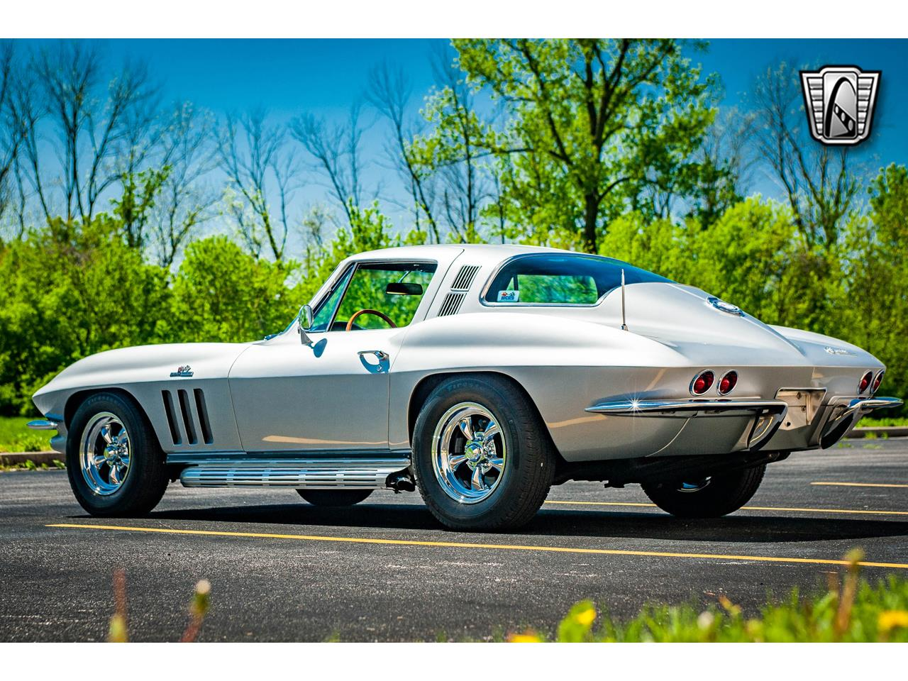 Large Picture of '65 Corvette - QB8W