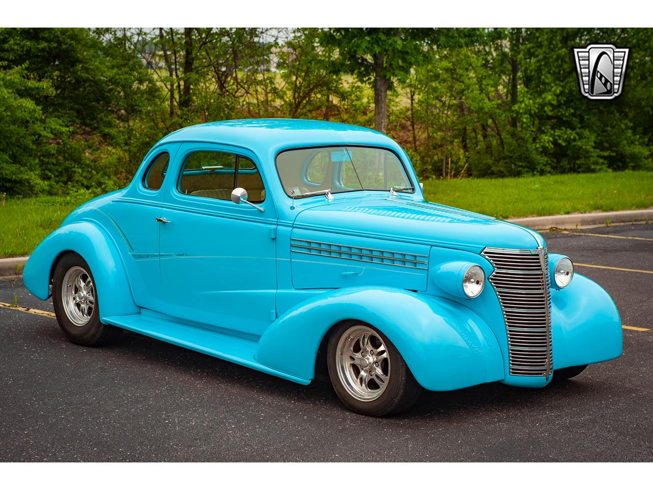 Large Picture of '38 Deluxe - QB8Z