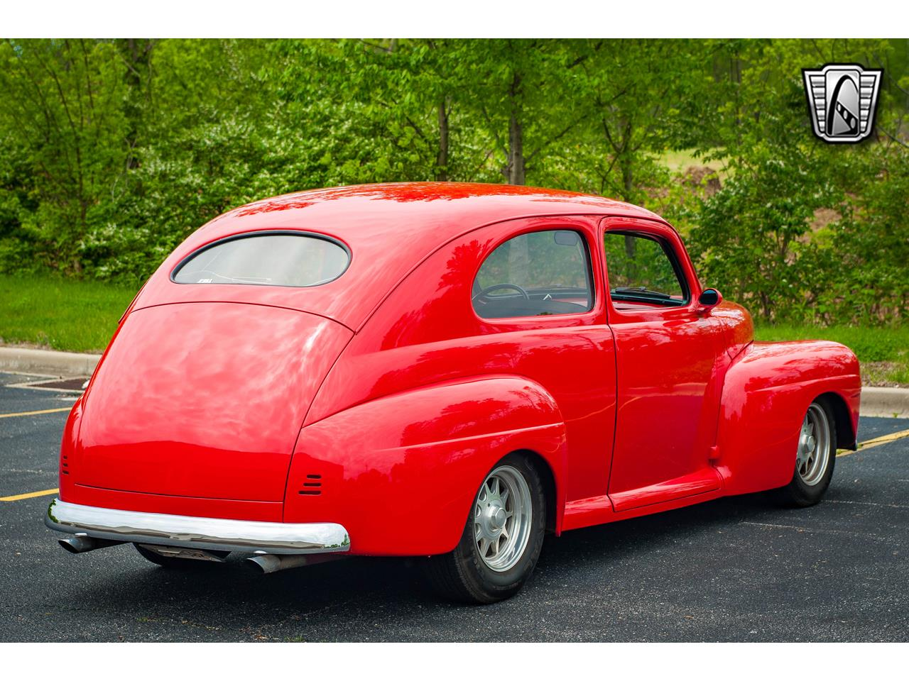 Large Picture of '47 Sedan - QB92