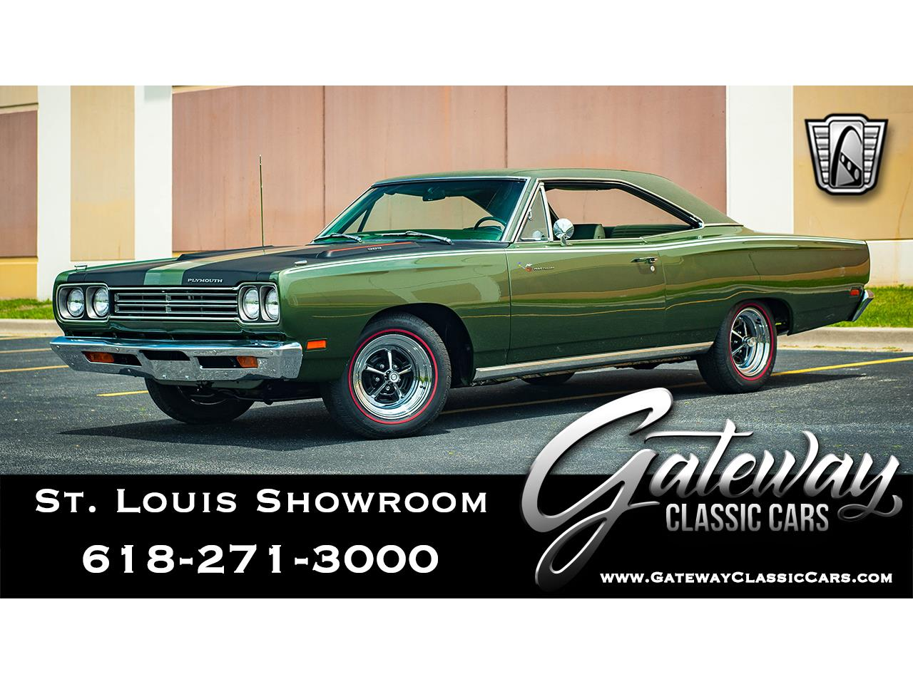 Large Picture of '69 Road Runner - QB94