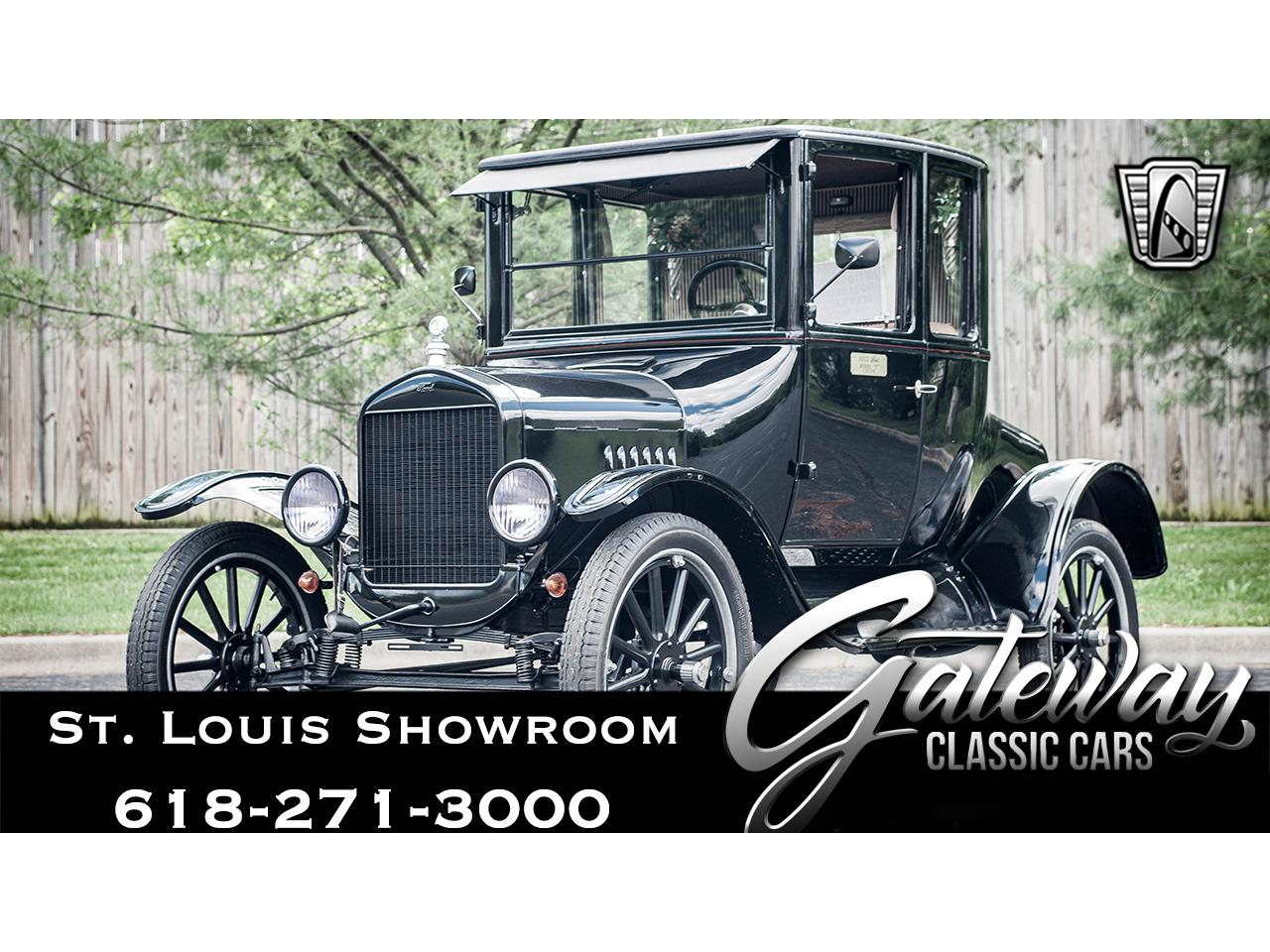 Large Picture of Classic 1925 Model T located in Illinois Offered by Gateway Classic Cars - St. Louis - QB96
