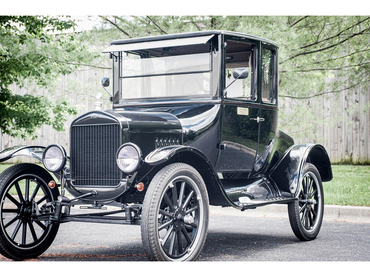 Large Picture of '25 Ford Model T located in Illinois - $18,000.00 Offered by Gateway Classic Cars - St. Louis - QB96