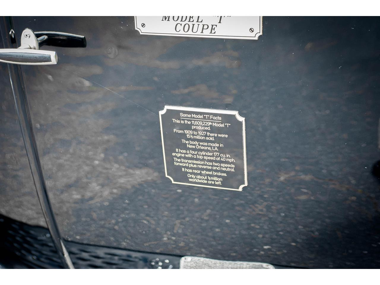 Large Picture of 1925 Ford Model T Offered by Gateway Classic Cars - St. Louis - QB96