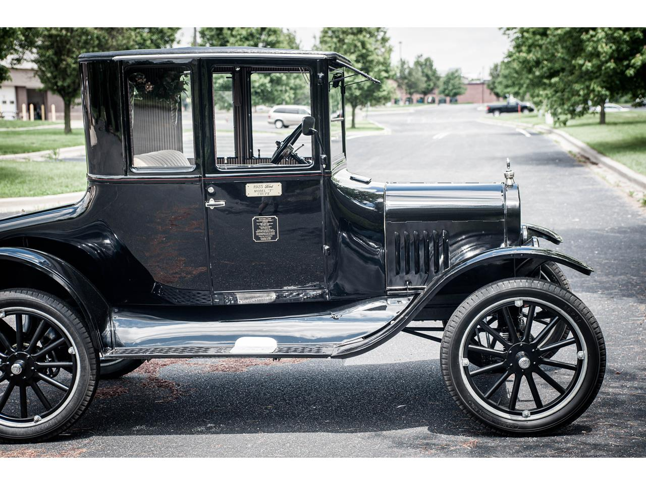 Large Picture of '25 Ford Model T located in Illinois - $18,000.00 - QB96