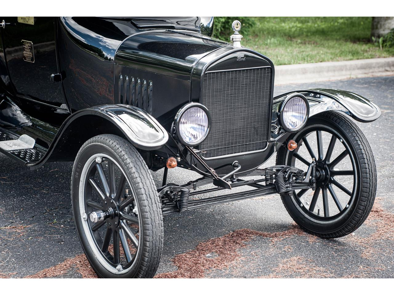 Large Picture of Classic '25 Model T located in Illinois - $18,000.00 - QB96