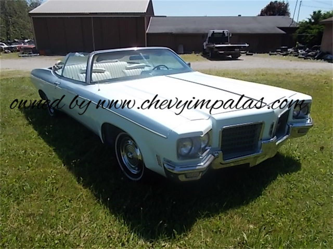 Large Picture of Classic '72 Oldsmobile Delta 88 Royale located in creston Ohio - QB97