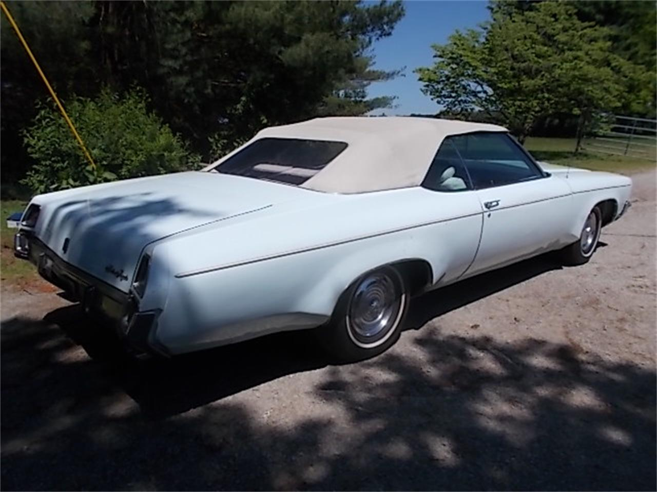 Large Picture of Classic 1972 Oldsmobile Delta 88 Royale located in Ohio - $5,500.00 - QB97