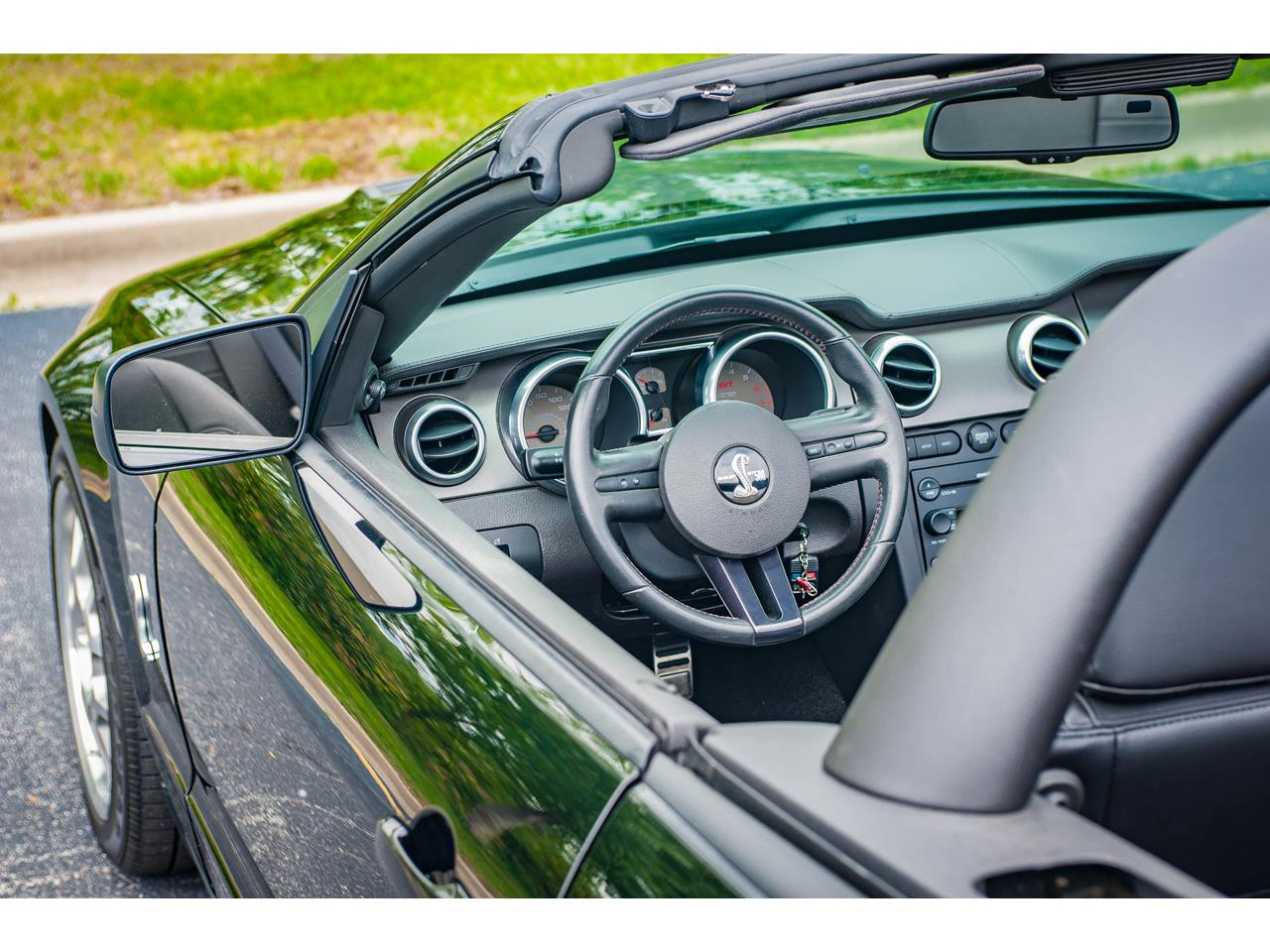 Large Picture of 2007 Mustang - $40,500.00 Offered by Gateway Classic Cars - St. Louis - QB98