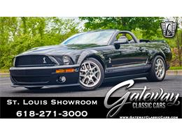 Picture of '07 Ford Mustang located in O'Fallon Illinois - $40,500.00 Offered by Gateway Classic Cars - St. Louis - QB98