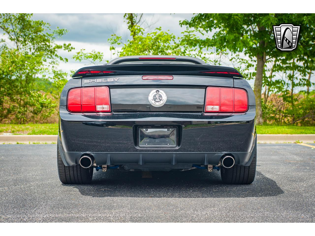 Large Picture of 2007 Ford Mustang located in Illinois - QB98