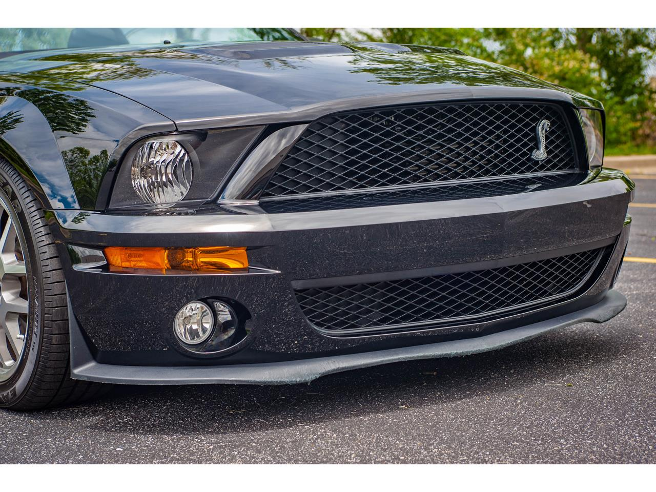 Large Picture of 2007 Ford Mustang located in O'Fallon Illinois - QB98