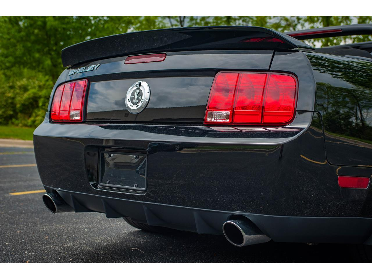 Large Picture of '07 Mustang - $40,500.00 Offered by Gateway Classic Cars - St. Louis - QB98