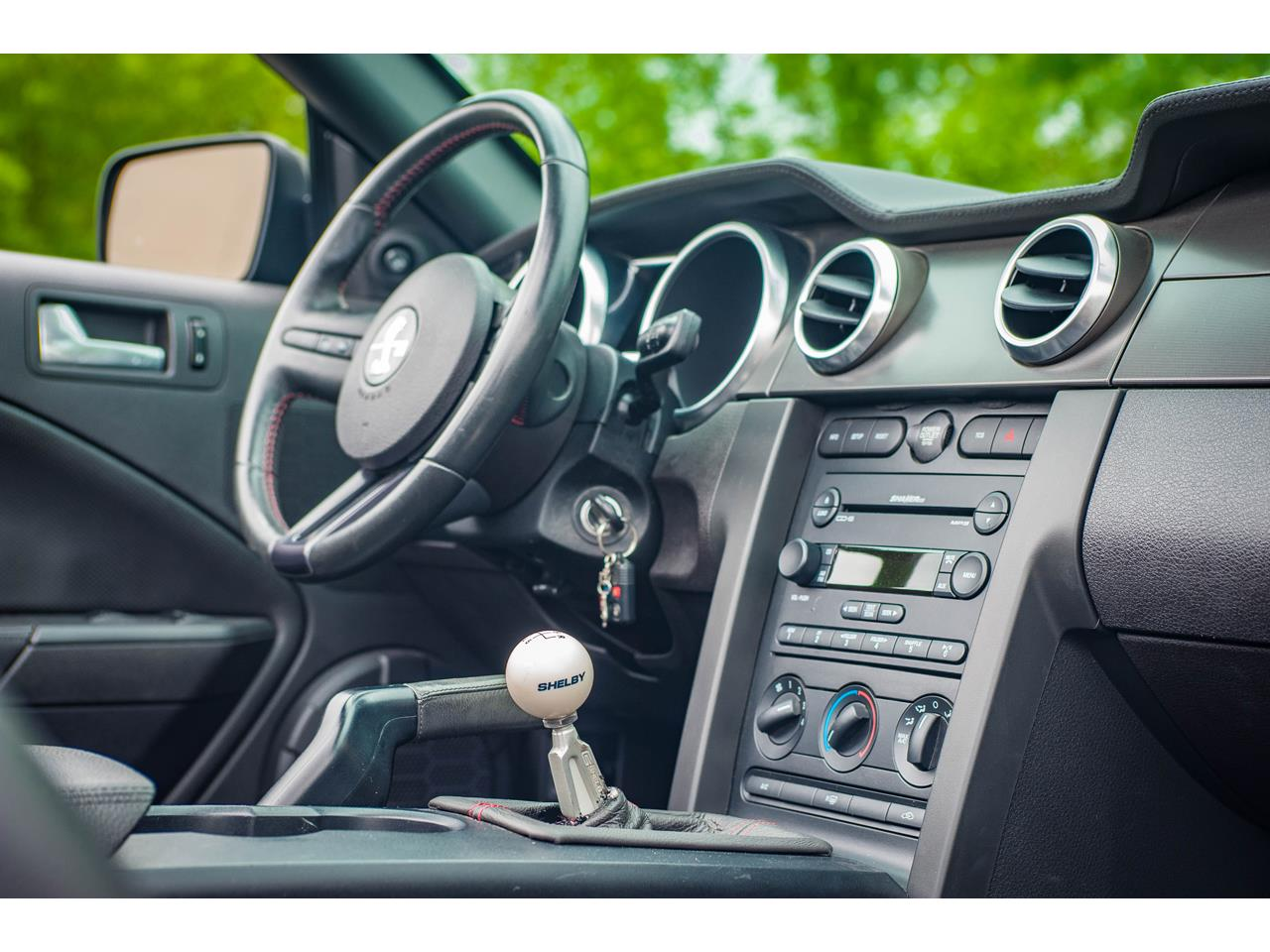 Large Picture of 2007 Mustang located in Illinois Offered by Gateway Classic Cars - St. Louis - QB98
