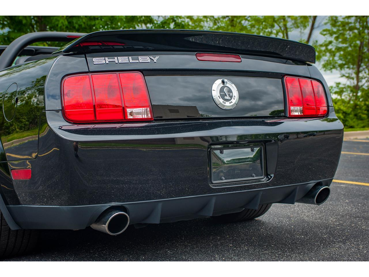 Large Picture of '07 Ford Mustang - $40,500.00 - QB98