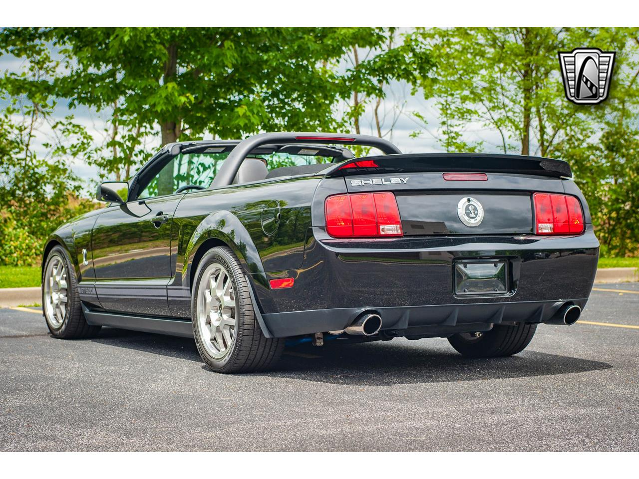 Large Picture of 2007 Ford Mustang located in O'Fallon Illinois Offered by Gateway Classic Cars - St. Louis - QB98