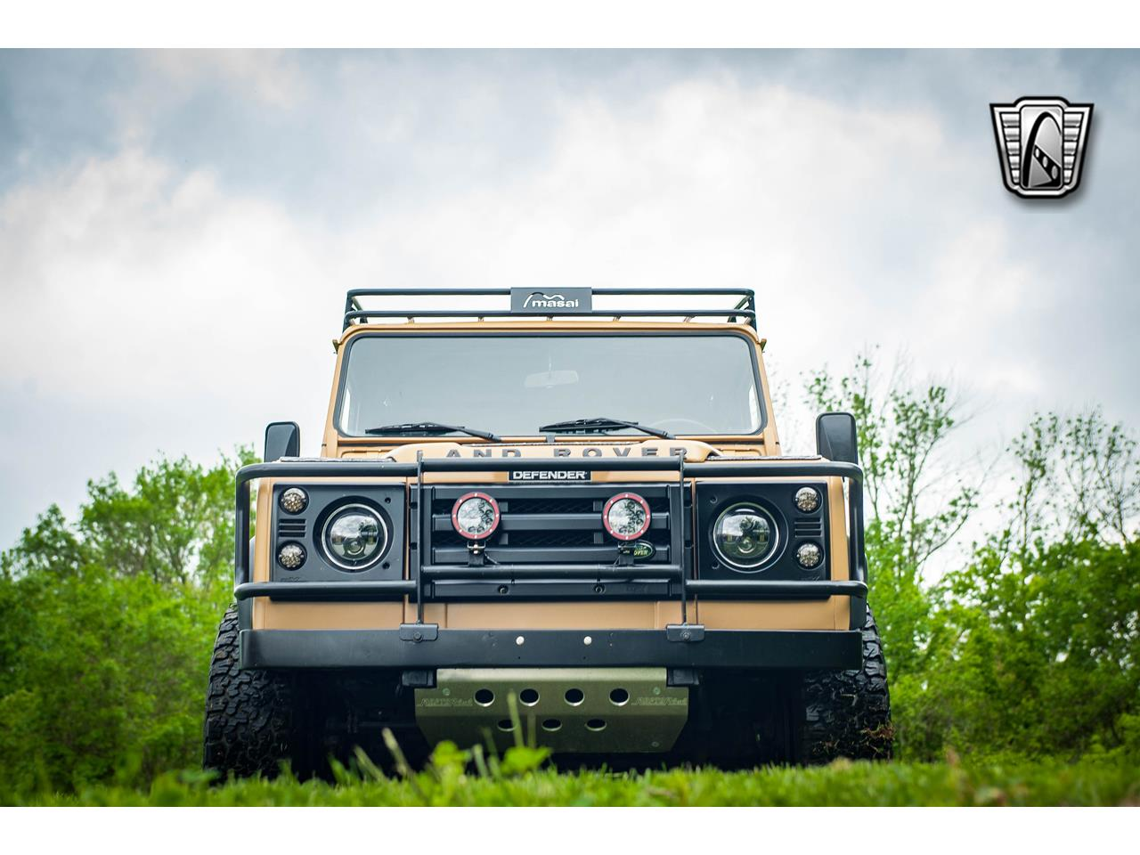 Large Picture of '92 Defender - QB99