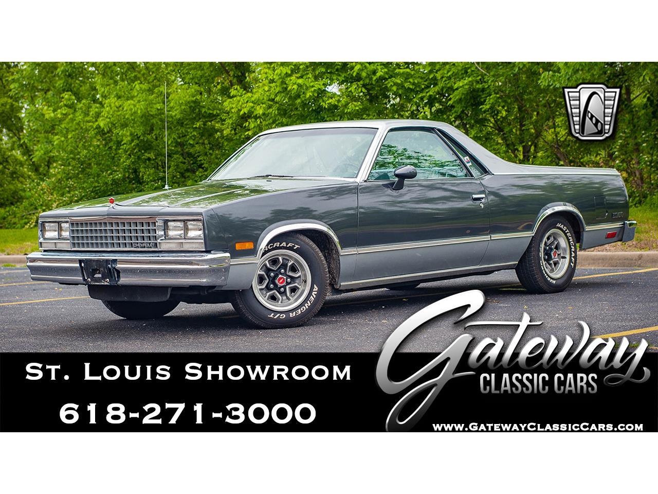 Large Picture of '82 El Camino located in O'Fallon Illinois - $13,000.00 - QB9A