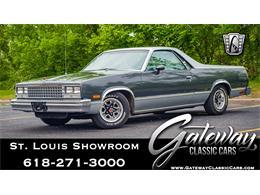 Picture of '82 Chevrolet El Camino - QB9A