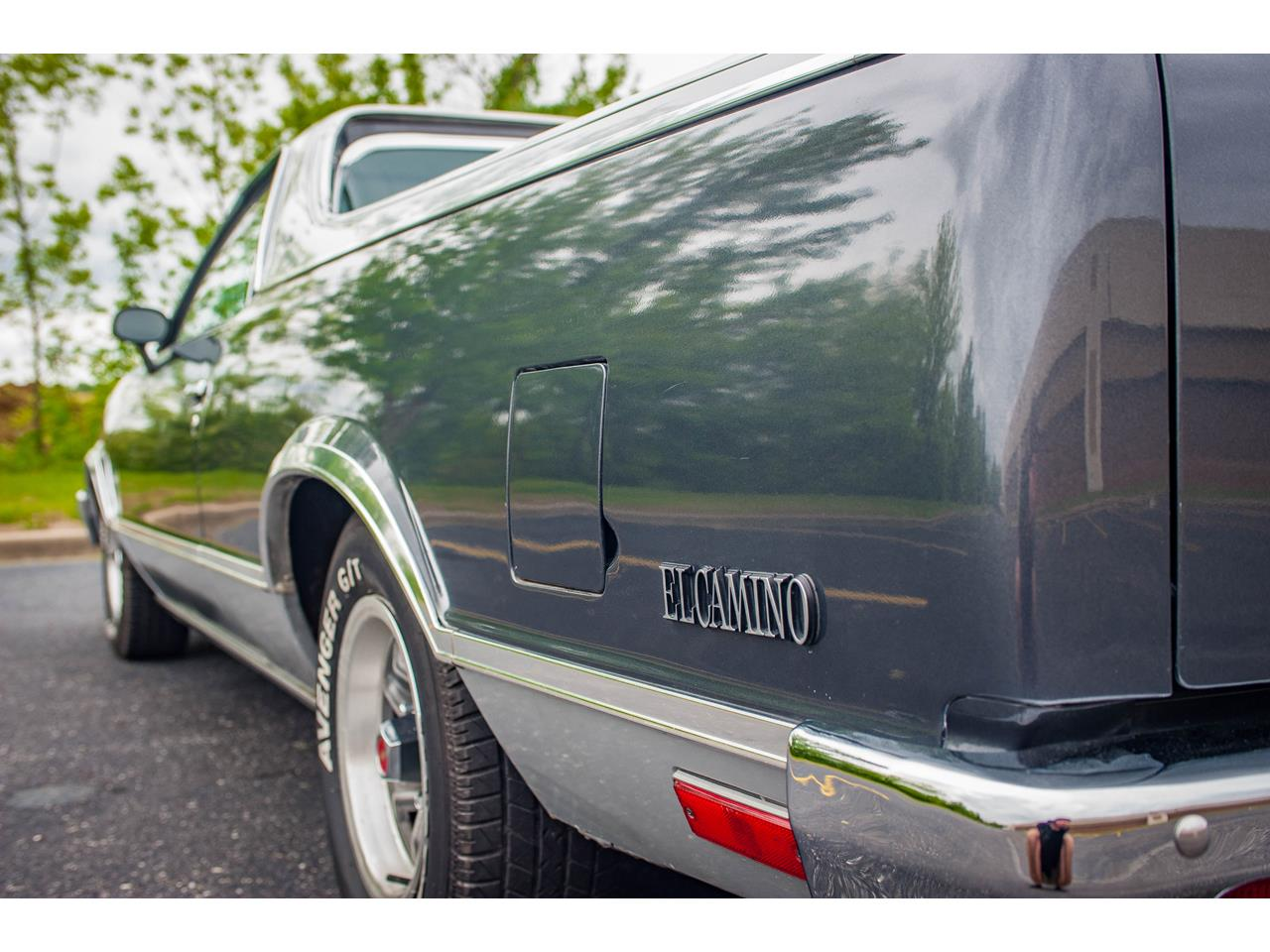 Large Picture of '82 Chevrolet El Camino Offered by Gateway Classic Cars - St. Louis - QB9A