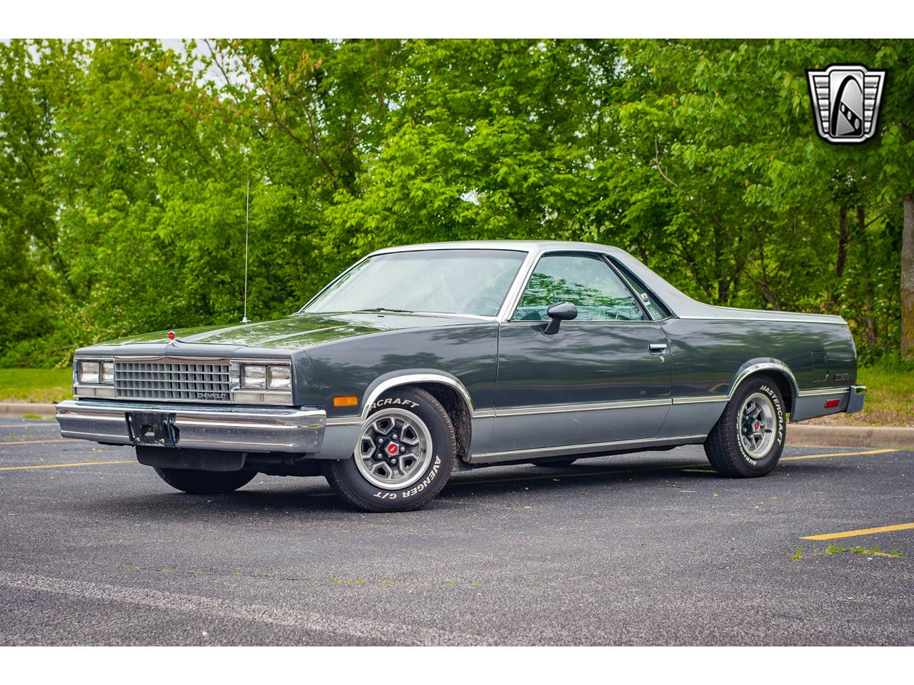 Large Picture of '82 Chevrolet El Camino located in O'Fallon Illinois - $13,000.00 Offered by Gateway Classic Cars - St. Louis - QB9A