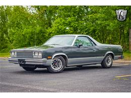 Picture of 1982 El Camino located in O'Fallon Illinois Offered by Gateway Classic Cars - St. Louis - QB9A