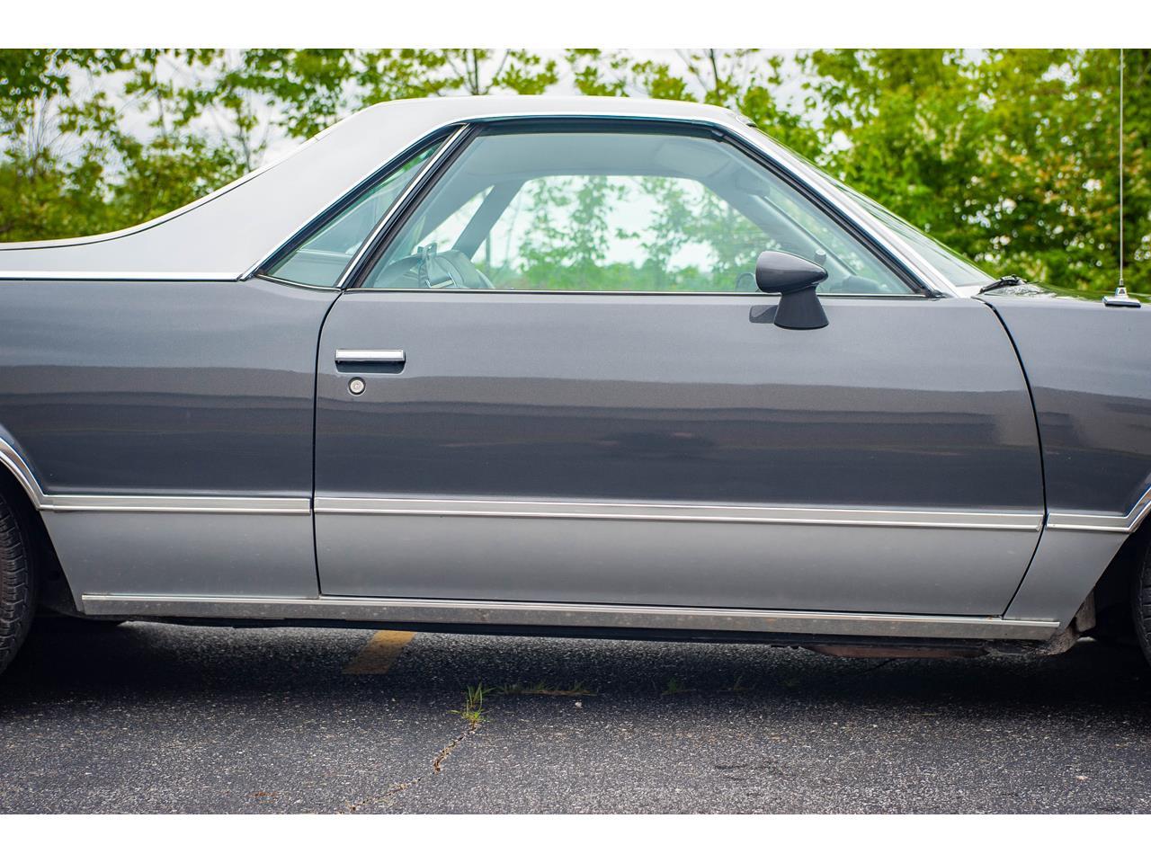 Large Picture of '82 Chevrolet El Camino located in O'Fallon Illinois - $13,000.00 - QB9A