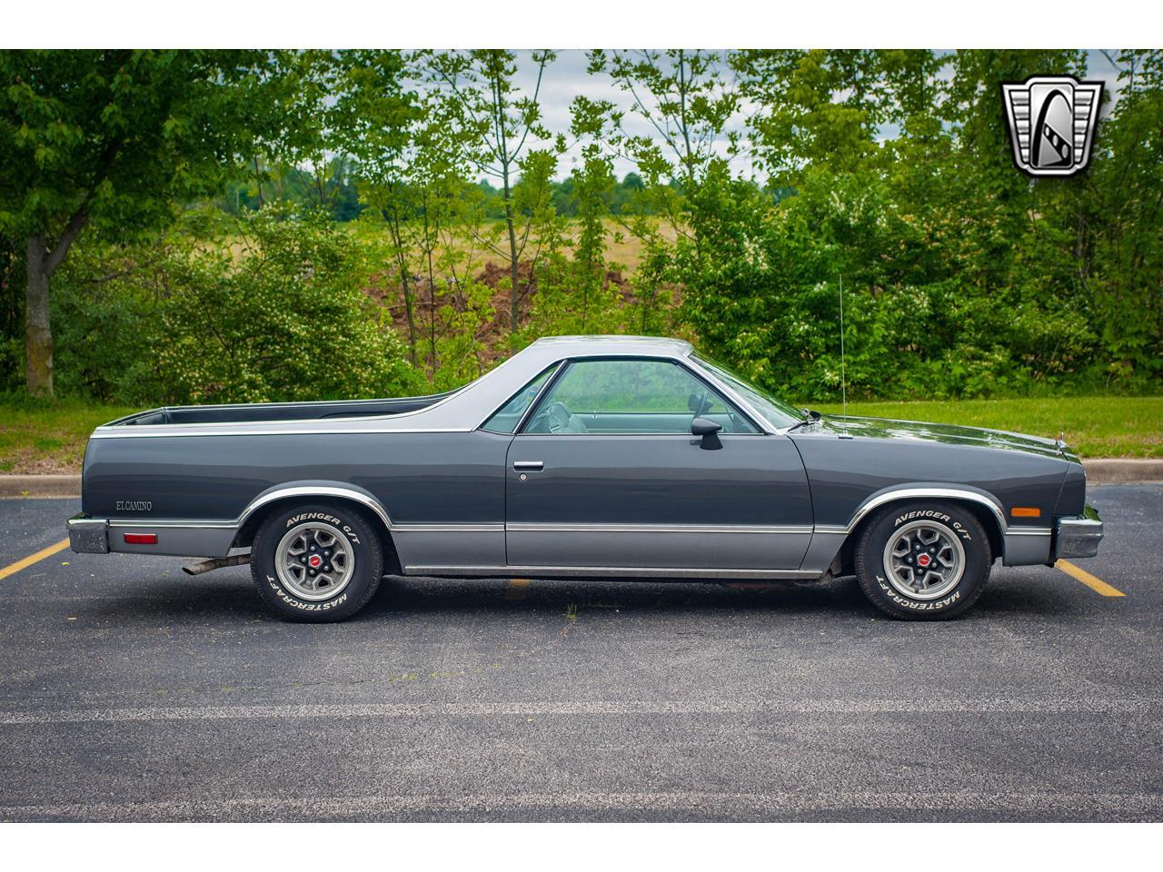 Large Picture of 1982 Chevrolet El Camino located in O'Fallon Illinois - $13,000.00 - QB9A