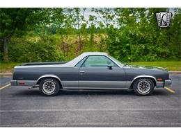 Picture of '82 Chevrolet El Camino - $13,000.00 Offered by Gateway Classic Cars - St. Louis - QB9A