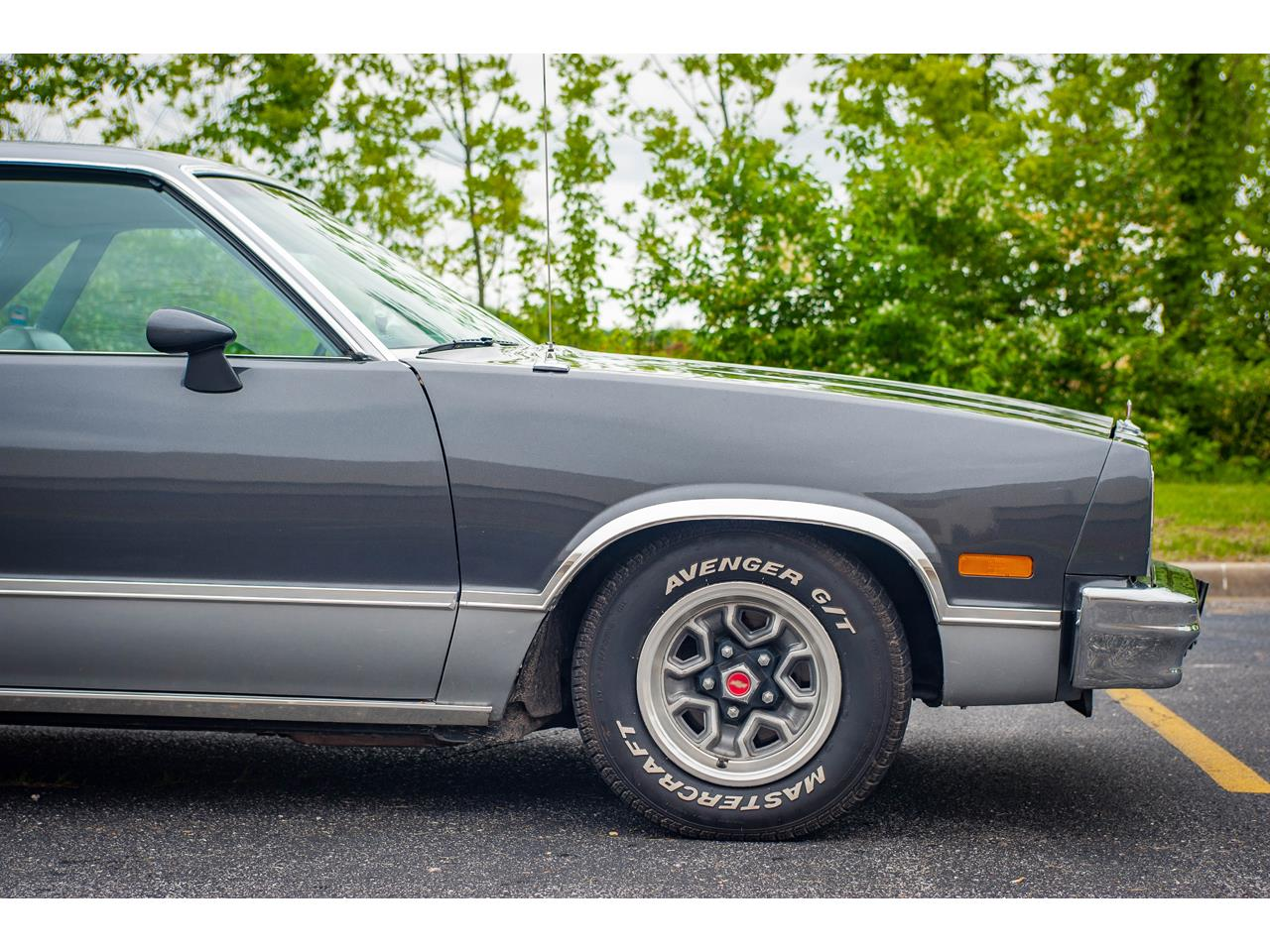 Large Picture of 1982 El Camino located in O'Fallon Illinois - $13,000.00 Offered by Gateway Classic Cars - St. Louis - QB9A
