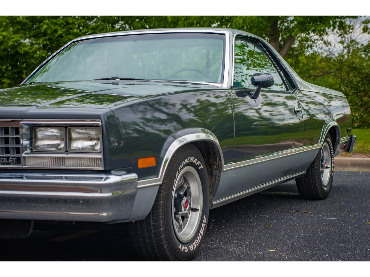 Large Picture of 1982 El Camino located in O'Fallon Illinois Offered by Gateway Classic Cars - St. Louis - QB9A