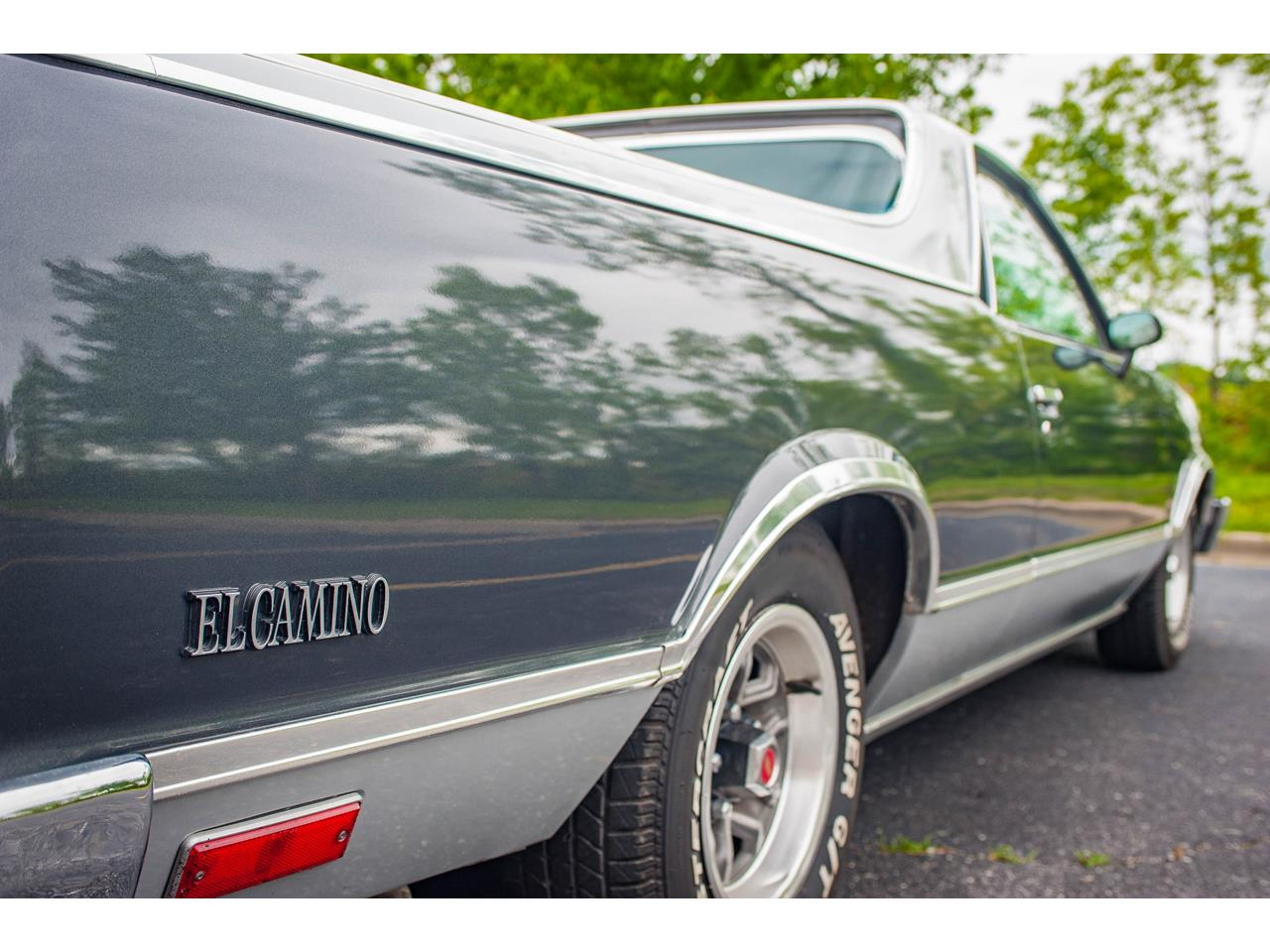 Large Picture of '82 El Camino Offered by Gateway Classic Cars - St. Louis - QB9A