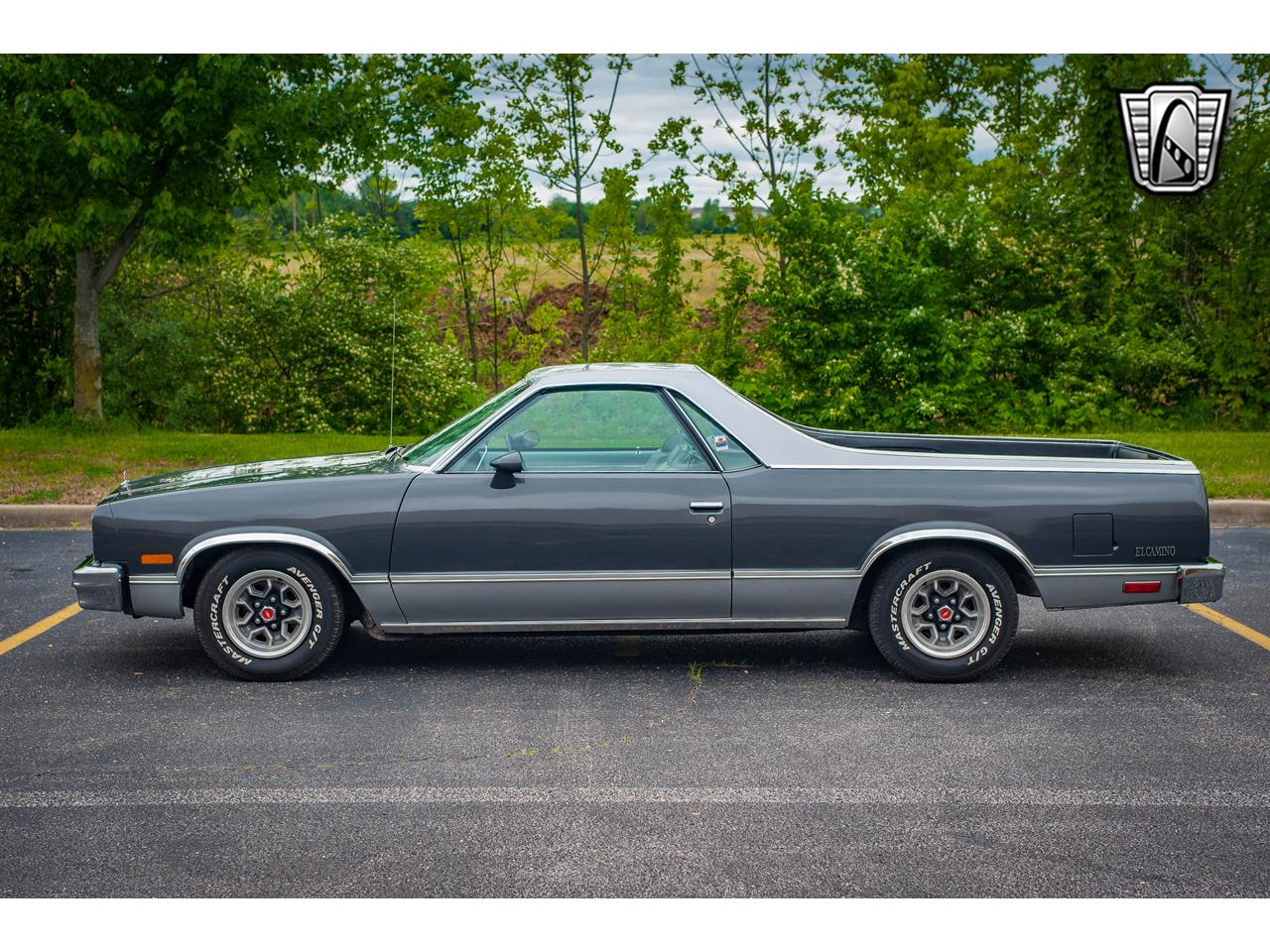 Large Picture of '82 Chevrolet El Camino located in Illinois Offered by Gateway Classic Cars - St. Louis - QB9A