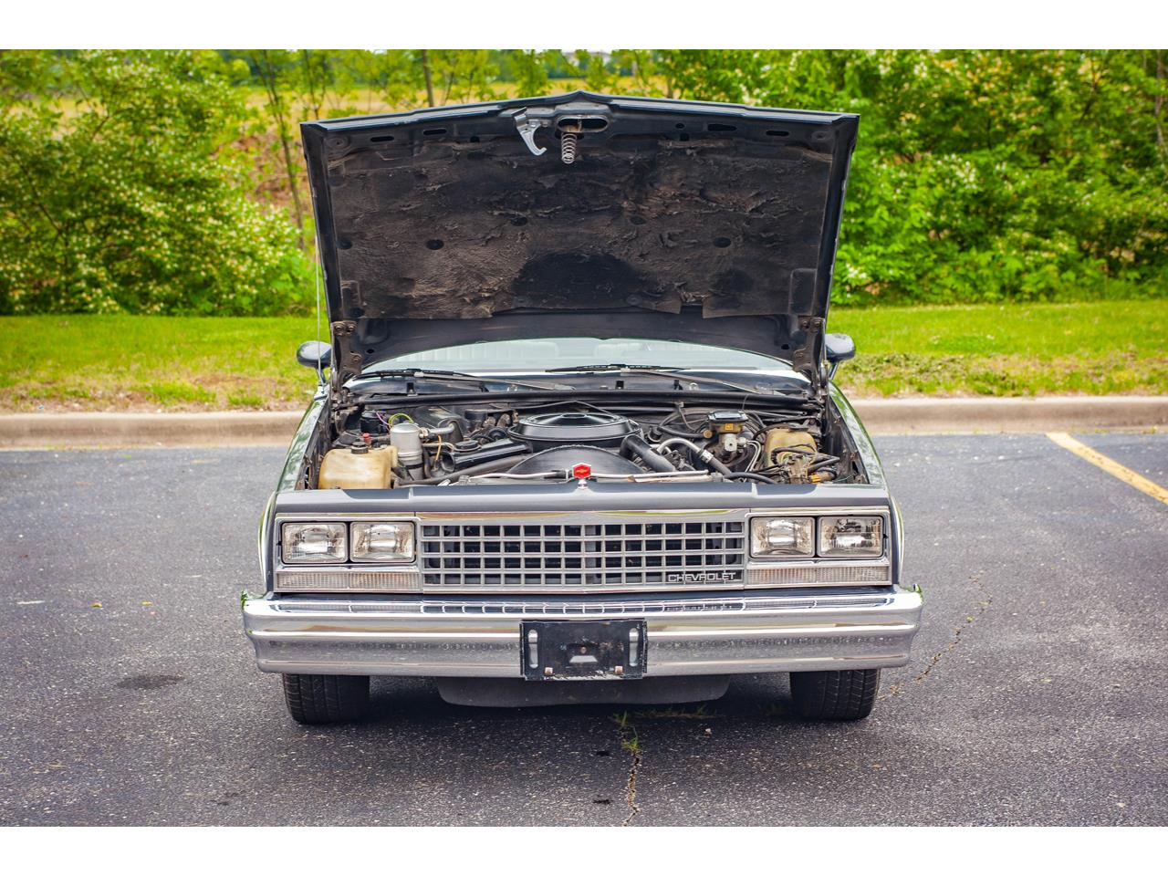 Large Picture of '82 Chevrolet El Camino - $13,000.00 Offered by Gateway Classic Cars - St. Louis - QB9A