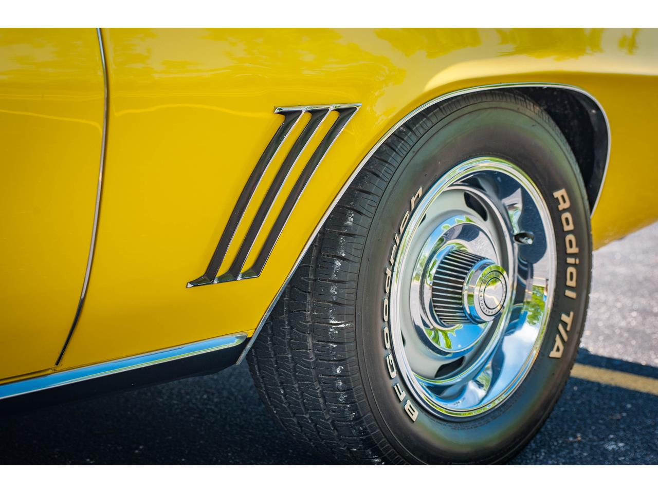 Large Picture of Classic 1969 Chevrolet Camaro Offered by Gateway Classic Cars - St. Louis - QB9B