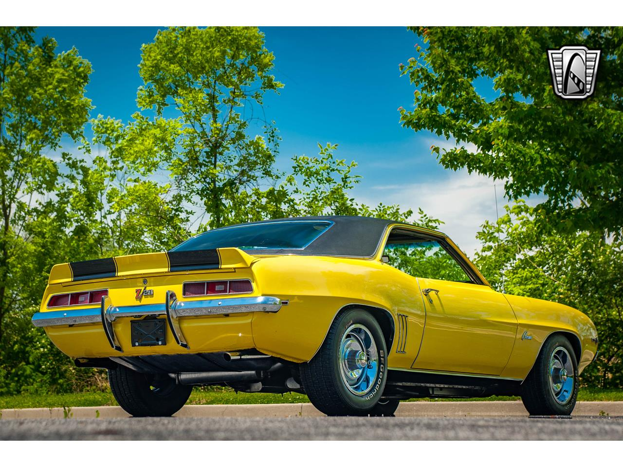 Large Picture of 1969 Chevrolet Camaro - $91,000.00 Offered by Gateway Classic Cars - St. Louis - QB9B