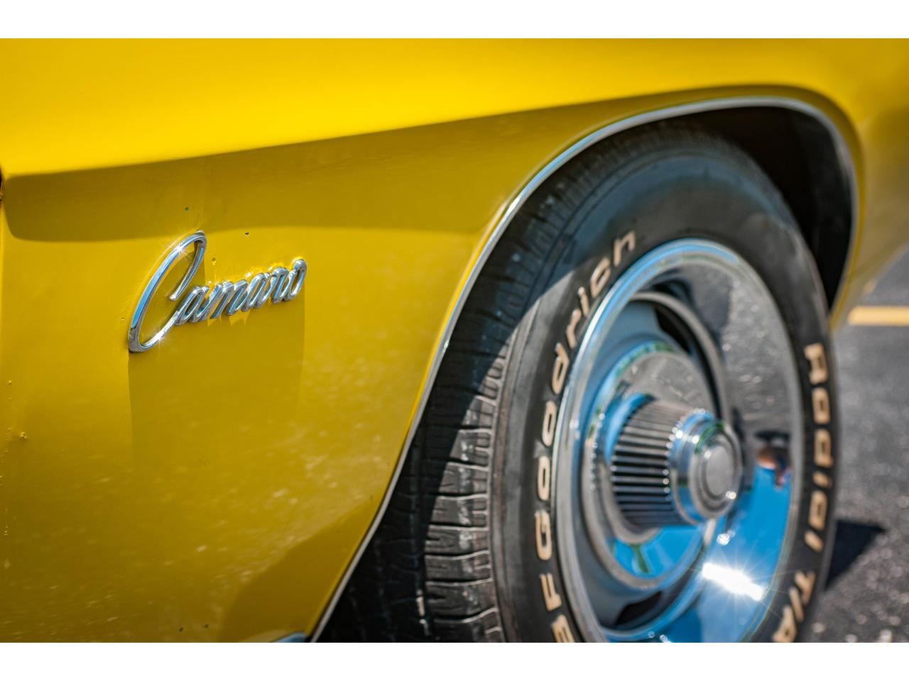 Large Picture of 1969 Camaro located in Illinois - $91,000.00 Offered by Gateway Classic Cars - St. Louis - QB9B