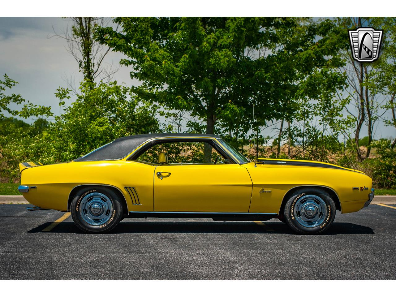 Large Picture of '69 Camaro Offered by Gateway Classic Cars - St. Louis - QB9B