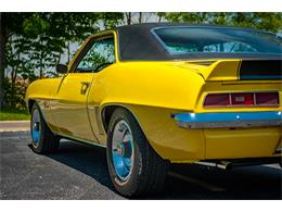 Picture of '69 Chevrolet Camaro located in O'Fallon Illinois Offered by Gateway Classic Cars - St. Louis - QB9B