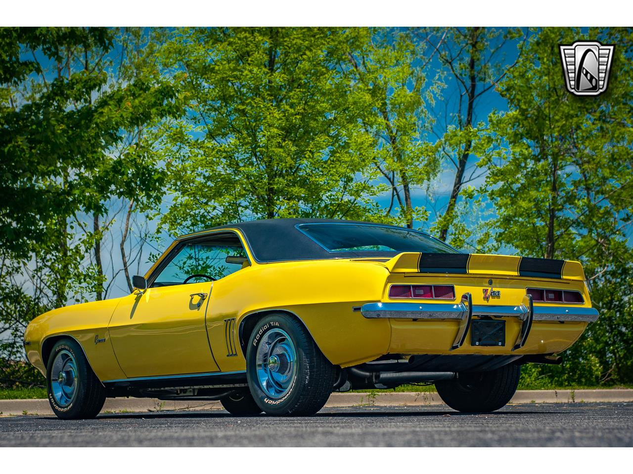 Large Picture of 1969 Camaro Offered by Gateway Classic Cars - St. Louis - QB9B