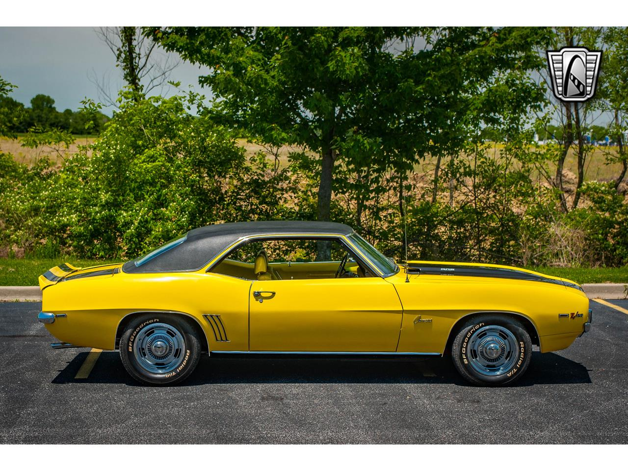 Large Picture of 1969 Chevrolet Camaro Offered by Gateway Classic Cars - St. Louis - QB9B